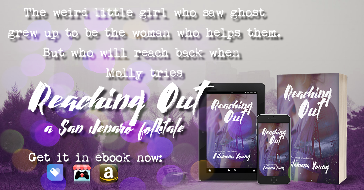 Out Now: Reaching Out